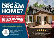 advertise with ushome designing 6 gorgeous real estate open house invitation postcard