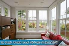 Ide Desain Jendela Rumah Minimalis Modern Dan Artistik