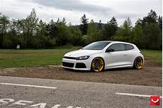 vw scirocco tuning pictures