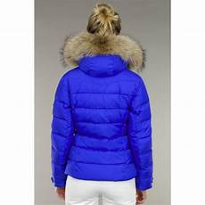 bogner sale d ski jacket premium trim edition in blue