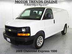car engine repair manual 2009 chevrolet express 1500 engine control find used 2009 chevy express 1500 cargo 4 3 v6 am fm cruise vinyl seats 56k motor trends in