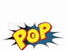 Cartoon Explosion Pop Art Style  Stock Vector Colourbox