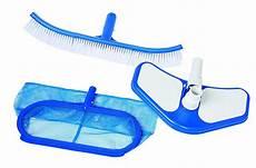 kit de nettoyage deluxe intex pour piscines hors sol