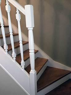 renover escalier en bois embellir un escalier bois duchesne d 233 cors peintre