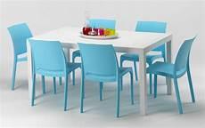 tavoli e sedie in resina per esterno or156set tavolo in plastica per esterni sedie in resina