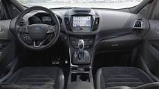 Ford Kuga 2017 Dimensions Boot Space And Interior