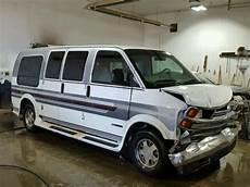 how does cars work 1998 chevrolet g series 1500 engine control auto auction ended on vin 1gbfg15rxw1092261 1998 chevrolet g series in mi ionia