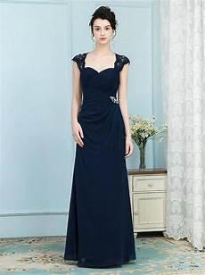 dark navy mother of the bride dresses elegant mother dress long weddin wishingdress