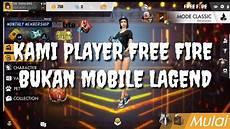 Story Wa Kami Player Ff Bukan Ml