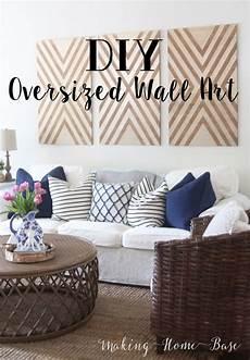 cheap home wall decor diy oversized wall diy ideas oversized wall