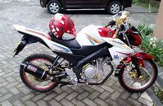 Modifikasi New Vixion Jari Jari by Teknik Modifikasi All New Vixion Jari Jari Ukuran 17 Inchi