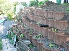 Gartengestaltung Mit Steinen Am Hang Haus Design Ideen