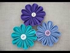 Blumen Aus Stoff Basteln - stoffblumen selber machen stoffblumen selber n 228 hen