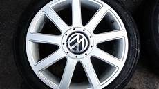 vw golf mk4 17 inch alloy wheels