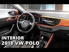 polo 2018 interieur 2018 volkswagen polo interior r line