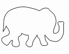 Elefant Vorlage Ausschneiden - wandschablonen zum ausdrucken 34 vorlagen mit tollen motiven