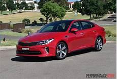 2016 Kia Optima Gt Turbo Review Performancedrive