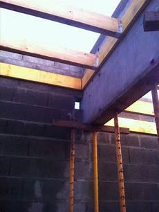 toit terrasse beton acrot 232 re en parpaings pour toit terrasse sur charpente
