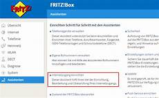 Fritz Box Als Dsl Router Einrichten Standard Fritz Box