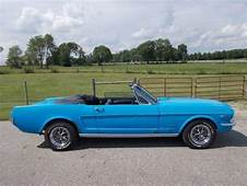 1964 1/2 Ford Mustang Convertible Rare 300 Mi On Rebuilt