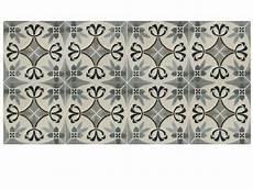 pictural 12 22x22 carrelage de sol aspect carreaux de