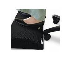 office ottoman desk ergonomic foam footrest dudeiwantthat com