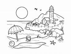 easy nature coloring pages 16364 15 simple characters of printable colouring pages for free