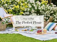 how to plan the picnic the luxpad the
