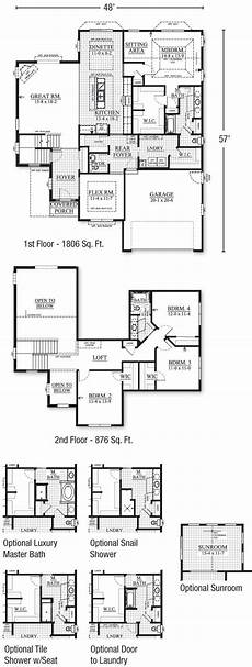 birchwood house plan birchwood floorplan by tim o brien homes birchwood new