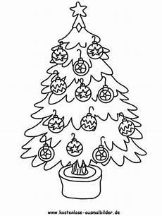 Malvorlagen Weihnachtsbaum Verschiedene Ausmalbilder Weihnachtsbaum