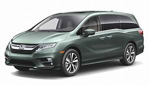 2018 Honda Odyssey AWD Price  Car US Release