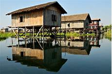 maison sur piloti maisons sur pilotis d un intha au lac inleachetez