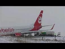 Air Berlin 737 800 D Abkf Crash Dortmund Flughafen 03 01