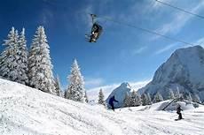 Skigebiet Ehrwalder Alm Skiurlaub Ehrwalder Alm