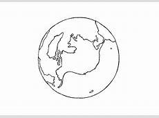 Kleurplaat aarde   Afb 9712.
