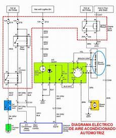 diagrama electrico automotriz toyota