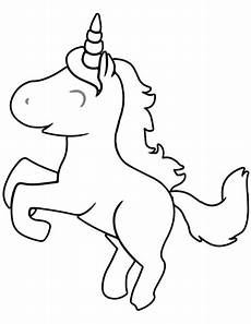 unicorn coloring page free printable