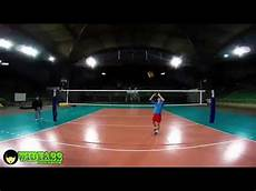 tutorial smash bola voli cara smash bola voli yang kuat youtube