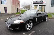 jaguar cabriolet occasion jaguar xkr cabriolet 4 2 v8 416 ch a occasion vannes pas