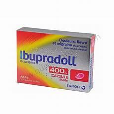 ibuprofene sans ordonnance ibupradoll ibuprof 232 ne 400mg sans ordonnance capsules