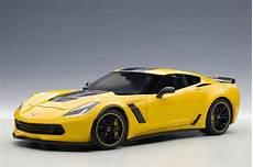 autoart chevrolet corvette c7 z06 c7r edition corvette