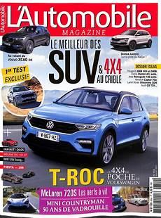L Automobile Magazine N 176 854 Abonnement L Automobile