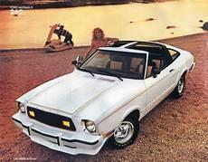 1978 ford mustang ii king cobra disco compact supercar