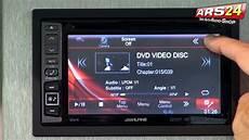 Alpine Ine W990bt I Autoradio Mit Navigation I Review I