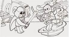 Ninjago Malvorlagen Episode Ausmalbilder Wars Lego