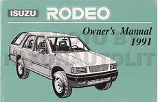 book repair manual 1992 isuzu rodeo on board diagnostic system 1990 1993 isuzu trooper rodeo auto transmission repair shop manual supp
