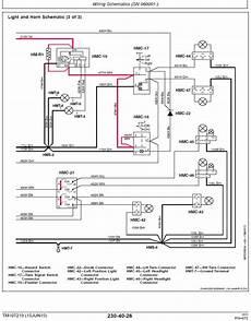 gator wiring diagram wiring horn blinkers deere gator forums