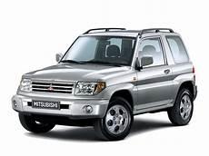 Mitsubishi Pajero Pinin 3 Door 06 1999 2005
