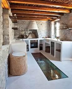 cuisine intégrée bois siempre guapa con norma cano cocinas de casas de co
