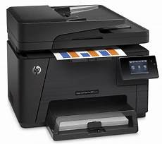hp m177fw wireless laserjet color printer with scanner